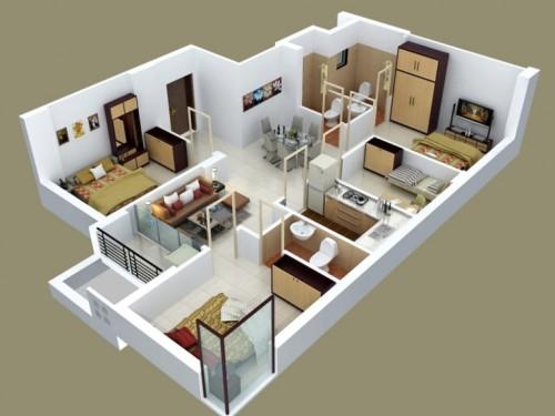 Jasa Kontraktor, Konstruksi Bangunan, Bandung Jawa Barat, Design Interior DESAIN INTERIOR