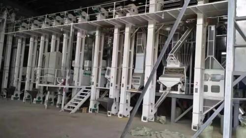 Jasa Kontraktor, Konstruksi Bangunan, Bandung Jawa Barat, Design Interior KONSTRUKSI ALAT TEPUNG PRODUK PERTANIAN