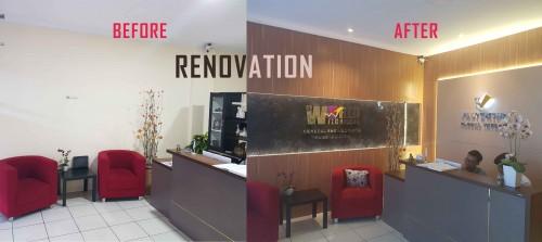 Jasa Kontraktor, Konstruksi Bangunan, Bandung Jawa Barat, Design Interior JASA RENOVASI Renovasi rumah dan bangunan gedung